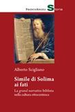 Simile di Solima ai fati. La «grand narrative» biblista nella cultura ottocentesca Ebook di  Alberto Scigliano