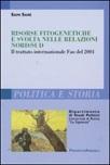 Risorse fitogenetiche e svolta nelle relazioni nord-sud. Il trattato internazionale Fao del 2001
