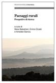Paesaggi rurali. Prospettive di ricerca Ebook di