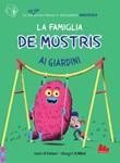 La famiglia De Mostris ali giardini Libro di Falzar
