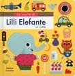 La storia di Lilli elefante in città. Ediz. a colori Libro di  Melissa Crowton