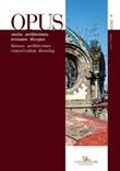 Opus. Quaderno di storia architettura restauro disegno. Ediz. italiana e inglese (2020). Vol. 4: Libro di