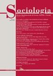 Sociologia. Rivista quadrimestrale di scienze storiche e sociali (2020). Vol. 1: Libro di
