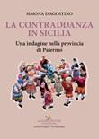 La contraddanza in Sicilia. Una indagine nella provincia di Palermo Libro di  Simona D'Agostino