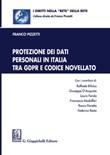 Protezione dei dati personali in Italia tra GDPR e codice novellato Libro di