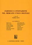 Fairness e innovazione nel mercato unico digitale Libro di