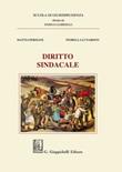 Diritto sindacale Libro di  Fiorella Lunardon, Mattia Persiani