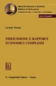 Fideiussione e rapporti giuridici complessi Ebook di  Lavinia Vizzoni