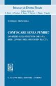 Confiscare senza punire? Uno studio sullo statuto di garanzia della confisca della ricchezza illecita Ebook di  Tommaso Trinchera
