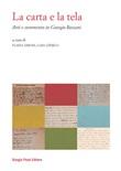 La carta e la tela. Arti e commento in Giorgio Bassani Ebook di