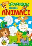 Mini enigmistica degli animali Libro di  Martina Boschi
