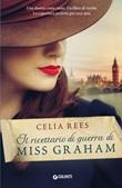 Il ricettario di guerra di Miss Graham Libro di  Celia Rees