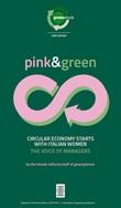 Pink&Green. Circular economy starts with Italian women Ebook di