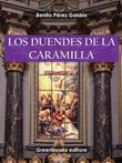 Los duendes de la camarilla Ebook di  Benito Pérez Galdós, Benito Pérez Galdós
