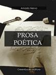 Prosa poética Ebook di  Amado Nervo, Amado Nervo