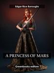 A princess of Mars Ebook di  Edgar Rice Burroughs