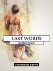 Last words Ebook di  Stephen Crane