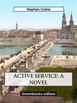 Active service Ebook di  Stephen Crane