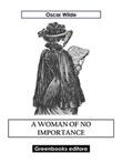 A woman of no importance Ebook di  Oscar Wilde