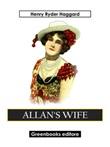 Allan's wife Ebook di  Henry Rider Haggard