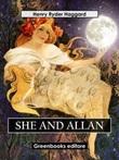 She and Allan Ebook di  Henry Rider Haggard