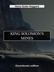 King Solomon's mines Ebook di  Henry Rider Haggard