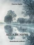 Agua de nieve Ebook di  Concha Espina