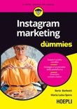 Instagram marketing for dummies Ebook di  Ilaria Barbotti, Maria Luisa Spera
