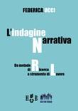 L' indagine narrativa. Da metodo di ricerca a strumento di lavoro Ebook di  Federica Ucci, Federica Ucci, Federica Ucci