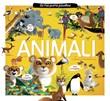 Gli animali. Le mie prime paroline. Ediz. a colori Libro di  Sylvie Bezul,Dankerleroux