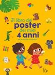 Il libro dei poster dei miei 4 anni per imparare e sognare! Ediz. a colori Libro di Caroline & Virginie, Isabelle Jacqué