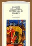Selezione della poesia contemporanea dell'Iran Libro di