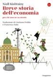 Breve storia dell'economia per chi non ne sa niente Ebook di  Niall Kishtainy