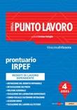 Il punto lavoro. Prontuario IRPEF 2021 Ebook di