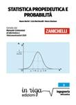 Statistica propedeutica e probabilità Libro di  Marco Giusiano, Licia Marcheselli, Mauro Marini