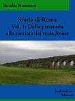 Storia di Roma Ebook di  Theodor Mommsen, Theodor Mommsen