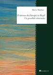 Il «sistema dei bisogni» in Hegel. Un possibile itinerario Ebook di  Marco Martino