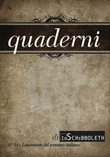 Quaderni di Inschibboleth (2020) Ebook di