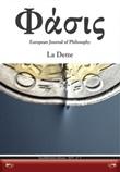 Phàsis. European journal of philosophy. Ediz. italiana e inglese Ebook di