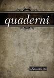 Quaderni di Inschibboleth (2012) Ebook di