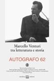 Marcello Venturi tra letteratura e storia con il romanzo inedito La nostra vita Libro di