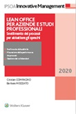 Lean office per aziende e studi professionali Ebook di  Cristian Compagno, Barbara Mozzato