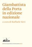Giambattista della Porta in edizione nazionale Libro di