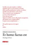 Et homo factus est. Monologo di Pietro Libro di  Sergio Silecchia