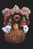 Presepe Grotta Ghirlanda Festività, ricorrenze, occasioni speciali