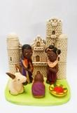 Presepe etnico Etiopia Festività, ricorrenze, occasioni speciali