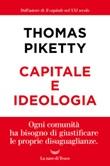 Capitale e ideologia Libro di  Thomas Piketty