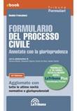 Formulario del processo civile annotato con la giurisprudenza Ebook di  Daniela Francalanci