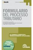 Formulario del processo tributario Ebook di  Loris Tosi