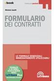 Formulario dei contratti Ebook di  Michele Iaselli